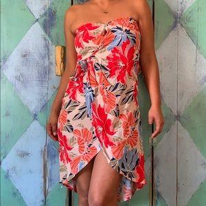 NWT spring/summer dress size XS/L